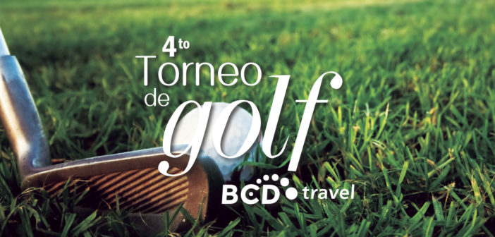 4o. Torneo de Golf BCD Travel México
