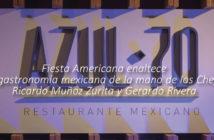Gastronomía AZUL
