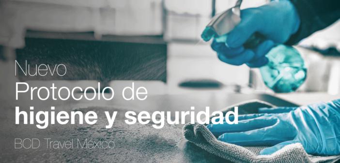 Protocolo de Higiene y Seguridad de BCD Travel